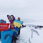 Триває Перша українська жіноча Експедиція: вулкан Котопаксі