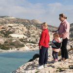 Мандрівка пластунів Кіпру