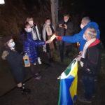 Пластуни Словаччини отримали Вифлеємський Вогонь Миру