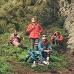 Перша українська жіноча експедиція