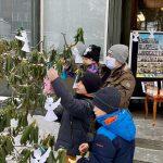 20 лютого пластуни Фінляндії долучилися до тихої акції вшанування пам'яті Героїв Небесної сотні