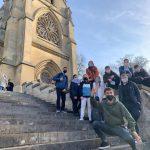 21 лютого 2021 відбула мандрівка юнацтва з Парижа