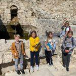 27 лютого 2021 відбулась мандрівка новаків до стародавньої столиці Кіпру