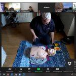 7 березня пластуни Данії провели сходини з темою першої медичної допомоги