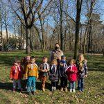 """8 березня """"Паризькі дзьобики"""" отримали пташачі хустки"""