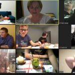 27 березня 2021 відбулась онлайн-майстерка з писанкарства пластунів Латвії