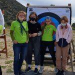 Пласт Кіпру організував майстер-клас зі стрільби з лука