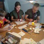 10 квітня відбувся другий майстер-клас з писанкарства від Пласту Франції
