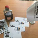 Відбулось урочисте погашення поштової картки, конверта і марки до 90-ліття Любомира Романківа