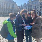 18 квітня 2021 відбулося Свято Весни бельгійських пластунів
