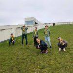 Новаки Данії відбули мандрівку до Moesgaard Museum (музей доісторичного періоду)