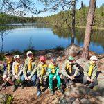 16 травня відбулася пластова мандрівка новаків Фінляндії