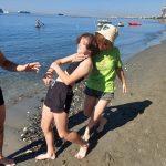 5 червня новаки Кіпру відбули навчання рятівництву на воді