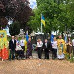 Українці Шотландії вшанували полеглих за волю України