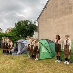 1-4 липня 2021 року відбувся перший юнацький табір Пластової групи у Франції «Велика Гра»