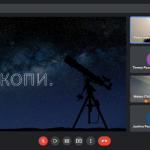 """23 та 25 липня відбувся Зимовий Юнацький Віртуальний Табір """"Пластуни Галактики"""" в Аргентині"""
