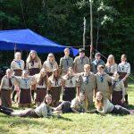 Протягом серпня пластуни Канади організували та провели юнацькі пластові табори