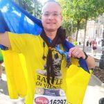 Українські пластуни взяли участь у 38-му Віденському марафоні
