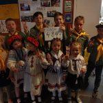 19 вересня пластуни Фінляндії взяли участь у благодійній ярмарці