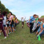 19 вересня Пластова група у Франції відкрила пластовий рік